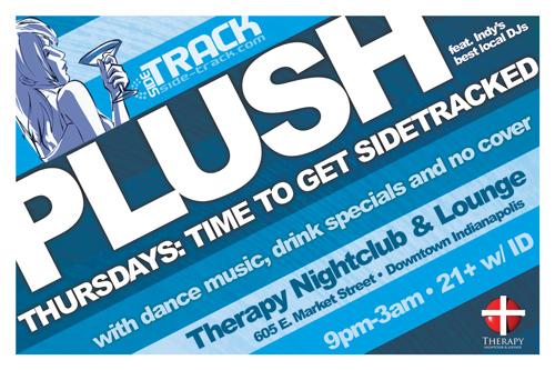 PLUSH : Thursdays @ Therapy Nightclub & Lounge