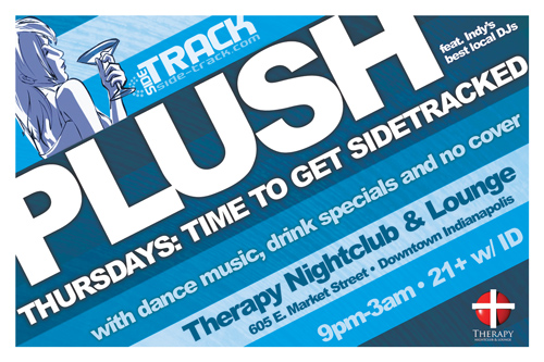 PLUSH : Thursdays @ Therapy Nightclub & Lounge