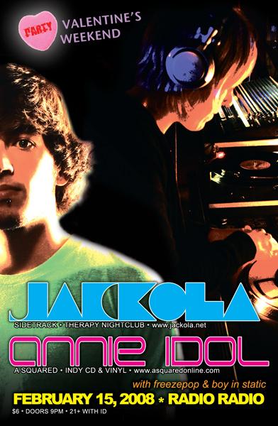 Jackola and Annie Idol @ Radio Radio